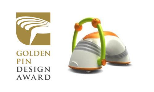 榮獲金點設計獎